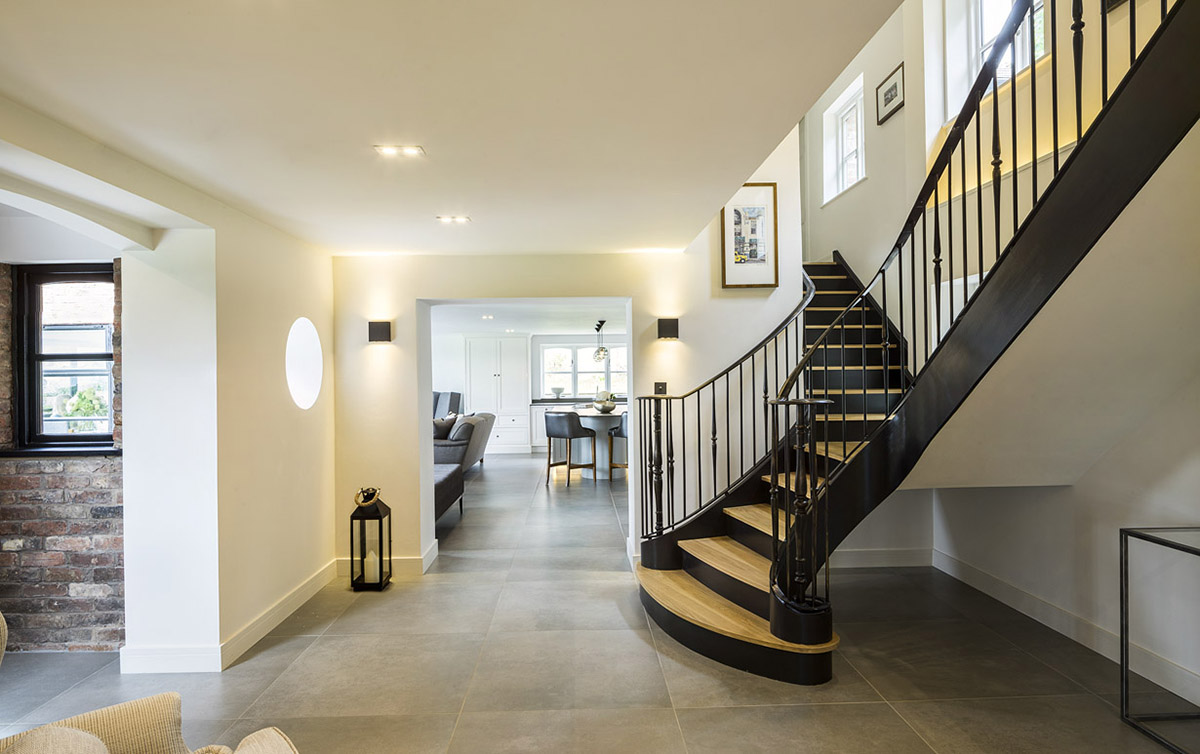 Cheshire Renovation, Harrison Collier & Gail Marsden